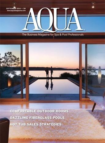AQUA Magazine Sept 2014