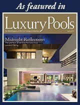 Luxury Pools Graphic
