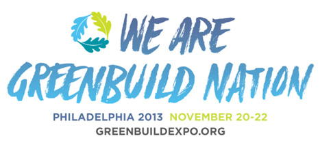 Greenbuild 2013 for web 3