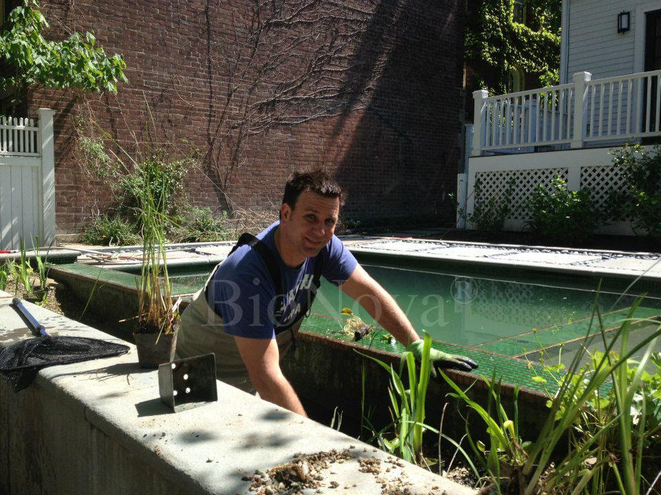 Jesse Dutra planting regen zone