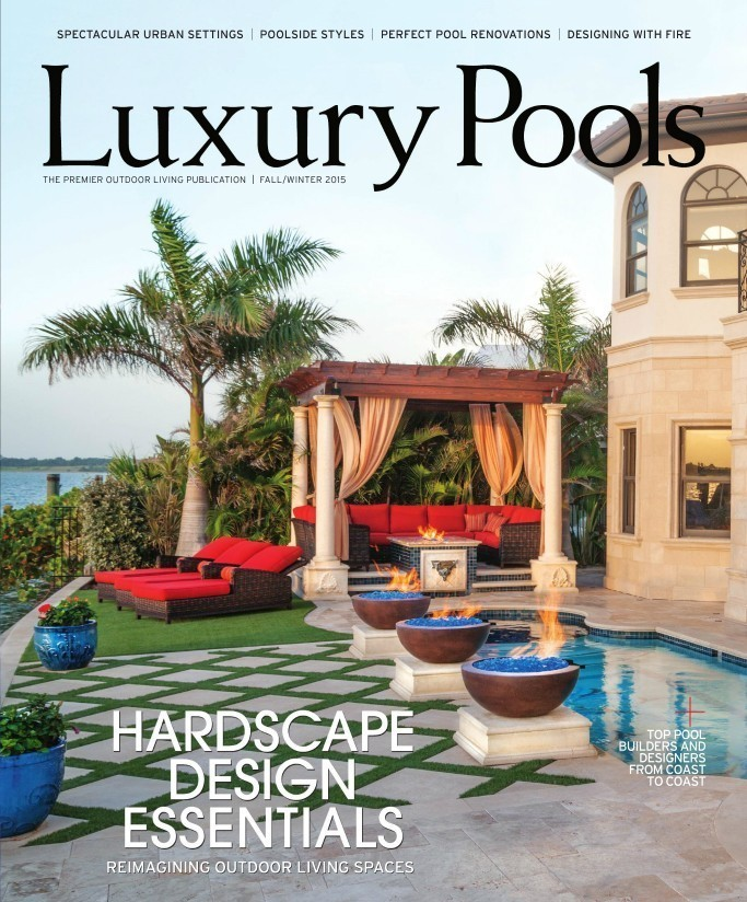 Luxury Pools Magazine Fall Winter 2015
