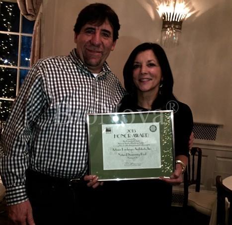 Tara and Freddy CTASLA Honor Award for web