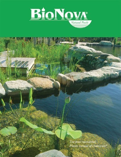 BioNova® Natural Pools Brochure